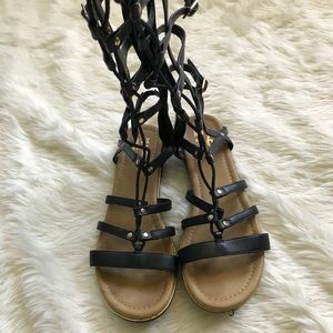 Shoes - ✺Tall Gladiator Sandals